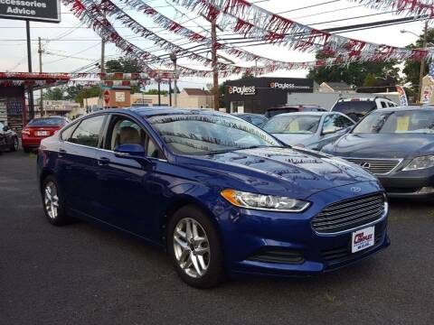 2013 Ford Fusion for sale at Car Complex in Linden NJ