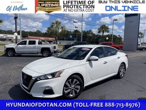 2021 Nissan Altima for sale at Mike Schmitz Automotive Group in Dothan AL
