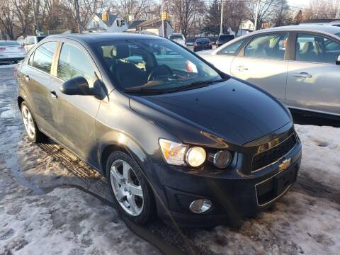 2015 Chevrolet Sonic for sale at D & D All American Auto Sales in Mt Clemens MI