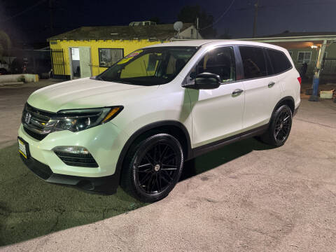2018 Honda Pilot for sale at JR'S AUTO SALES in Pacoima CA