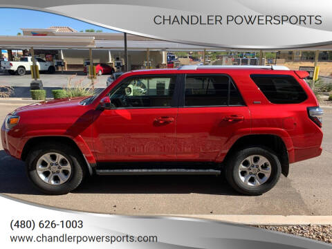 2018 Toyota 4Runner for sale at Chandler Powersports in Chandler AZ