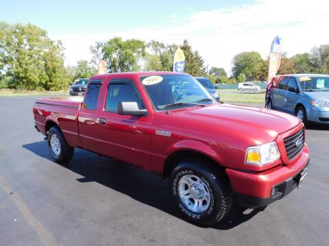 2007 Ford Ranger for sale at North State Motors in Belvidere IL