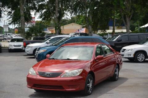2005 Toyota Camry for sale at Motor Car Concepts II - Kirkman Location in Orlando FL