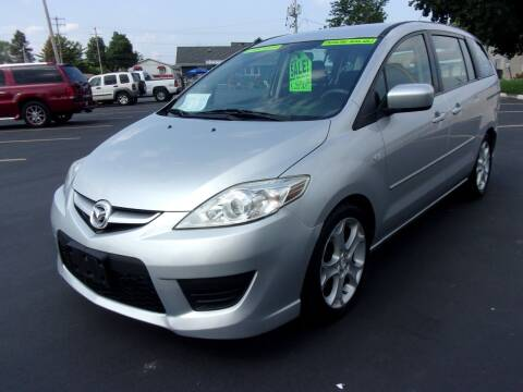 2009 Mazda MAZDA5 for sale at Ideal Auto Sales, Inc. in Waukesha WI