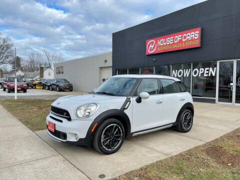 2015 MINI Countryman for sale at HOUSE OF CARS CT in Meriden CT