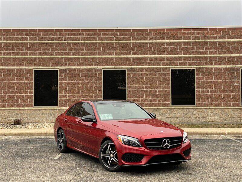 2017 Mercedes-Benz C-Class for sale at A To Z Autosports LLC in Madison WI