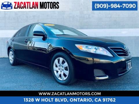 2011 Toyota Camry for sale at Ontario Auto Square in Ontario CA