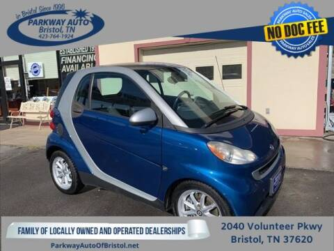 2009 Smart fortwo for sale at PARKWAY AUTO SALES OF BRISTOL in Bristol TN