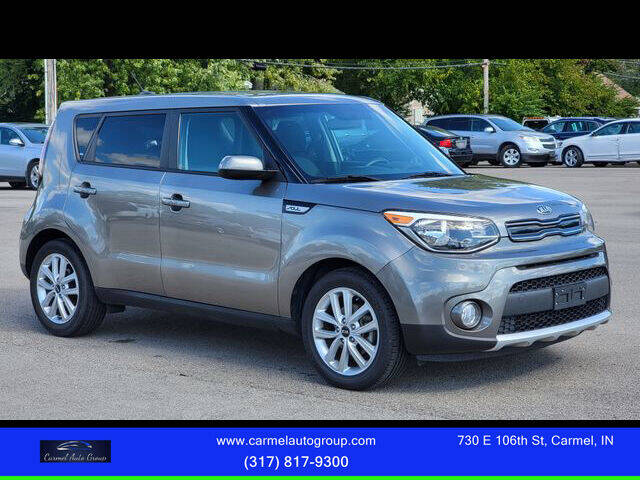 2018 Kia Soul for sale at Carmel Auto Group in Indianapolis IN