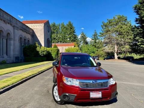 2009 Subaru Forester for sale at EZ Deals Auto in Seattle WA