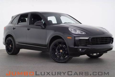 2017 Porsche Cayenne for sale at JumboAutoGroup.com - Jumboluxurycars.com in Hollywood FL