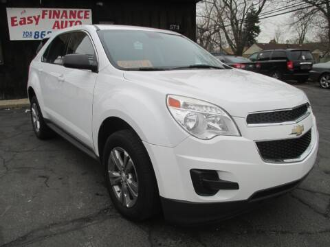 2014 Chevrolet Equinox for sale at EZ Finance Auto in Calumet City IL