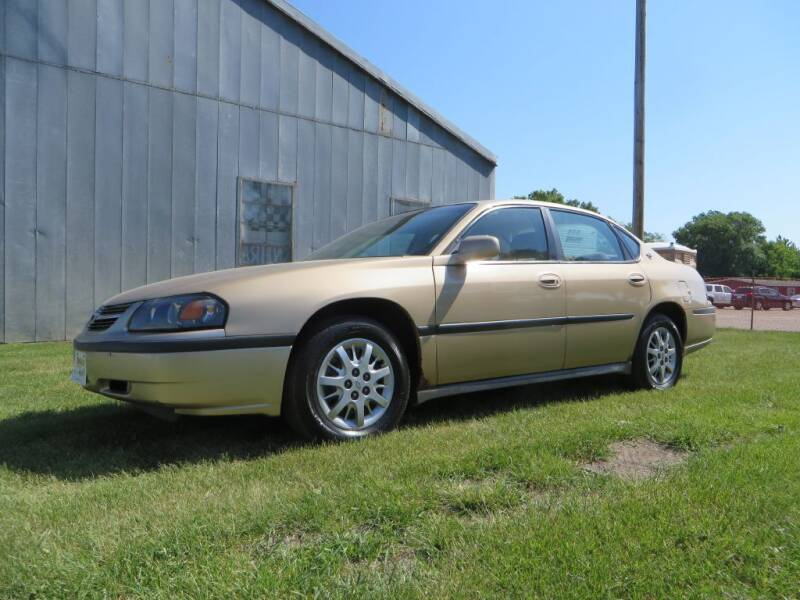 2000 Chevrolet Impala for sale at The Car Lot in New Prague MN