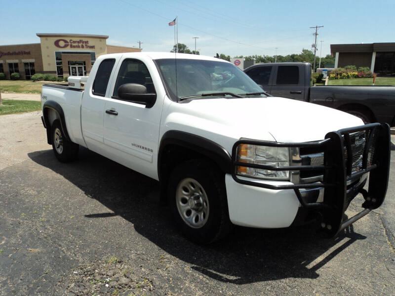 2010 Chevrolet Silverado 1500 for sale at J & L Sales LLC in Topeka KS