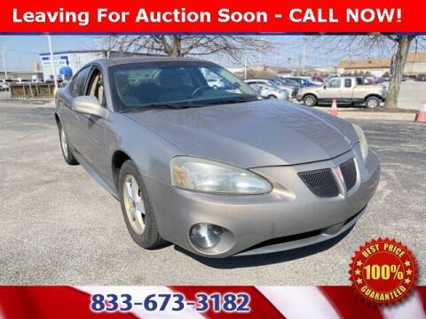 2006 Pontiac Grand Prix for sale at Glenbrook Dodge Chrysler Jeep Ram and Fiat in Fort Wayne IN
