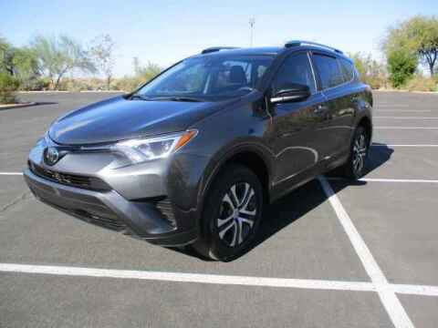 2018 Toyota RAV4 for sale at Corporate Auto Wholesale in Phoenix AZ