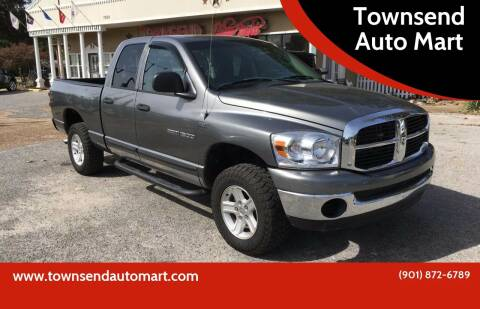 2007 Dodge Ram Pickup 1500 for sale at Townsend Auto Mart in Millington TN