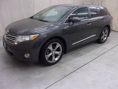 2012 Toyota Venza for sale at Paquet Auto Sales in Madison OH