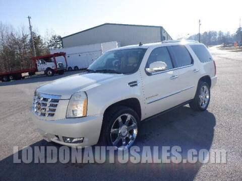 2007 Cadillac Escalade for sale at London Auto Sales LLC in London KY