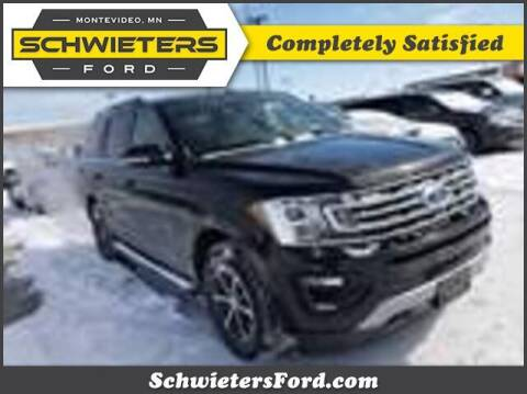 2019 Ford Expedition for sale at Schwieters Ford of Montevideo in Montevideo MN
