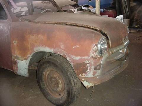 1949 Ford Tudor for sale at Haggle Me Classics in Hobart IN