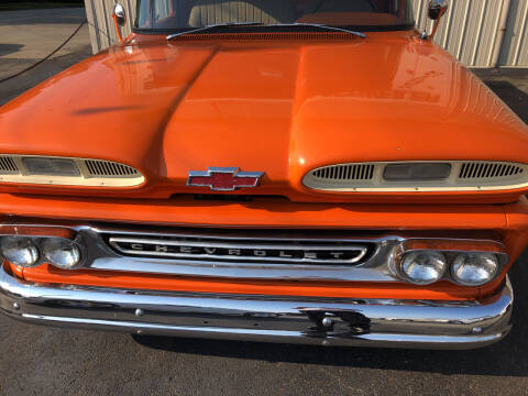 1961 GMC C10 for sale at Berwyn S Detweiler Sales & Service in Uniontown PA
