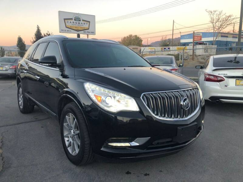 2016 Buick Enclave for sale at CarSmart Auto Group in Murray UT