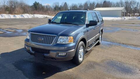2004 Ford Expedition for sale at Caruzin Motors in Flint MI