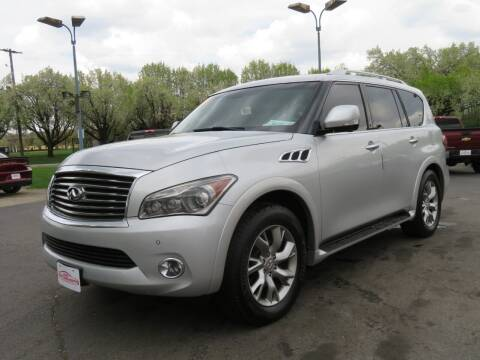 2013 Infiniti QX56 for sale at Low Cost Cars North in Whitehall OH