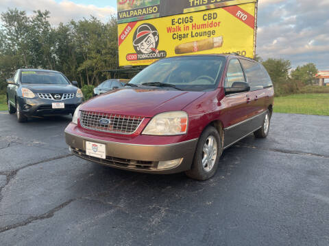 2004 Ford Freestar for sale at US 30 Motors in Merrillville IN