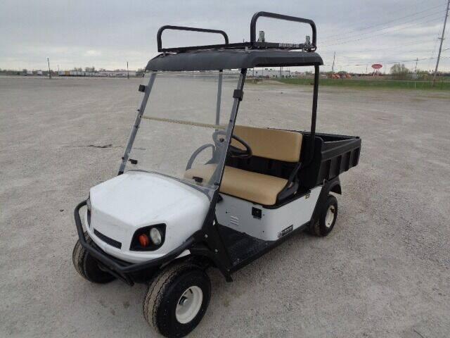 2016 Cushman Hauler 1200 for sale at SLD Enterprises LLC in Sauget IL