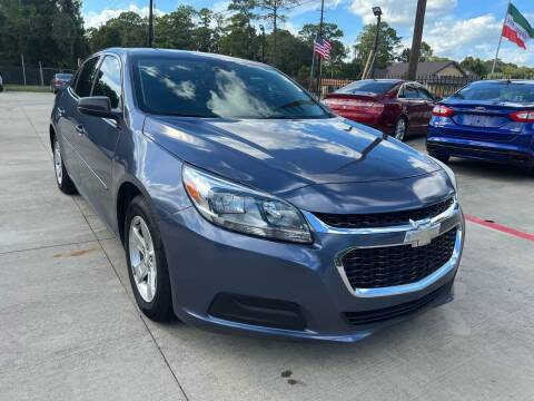 2014 Chevrolet Malibu for sale at Auto Land Of Texas in Cypress TX