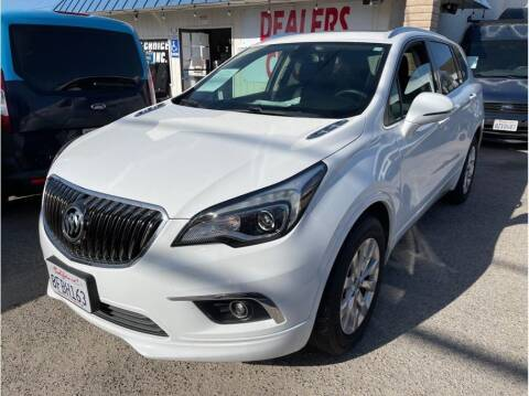2017 Buick Envision for sale at Dealers Choice Inc in Farmersville CA