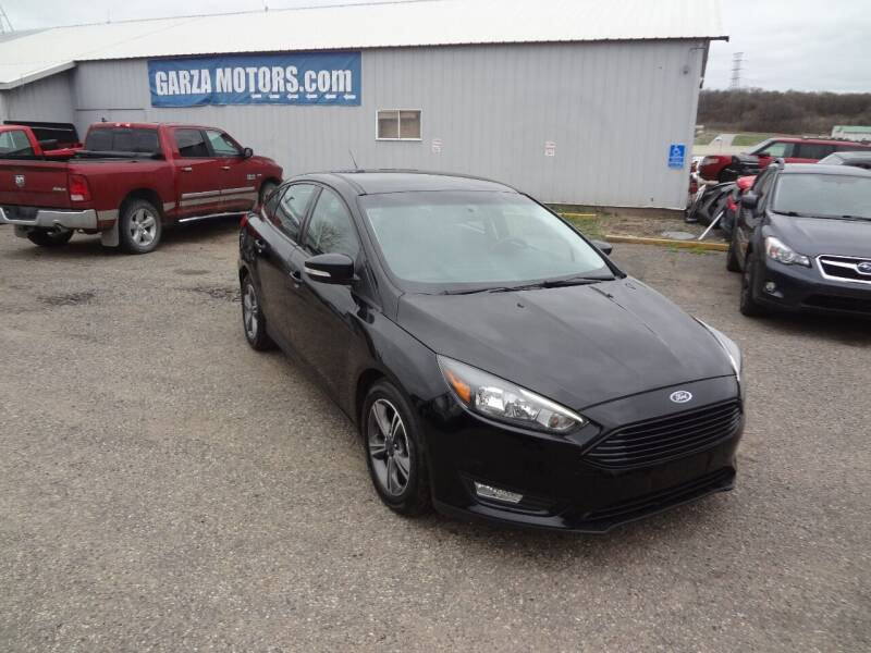 2017 Ford Focus for sale at Garza Motors in Shakopee MN