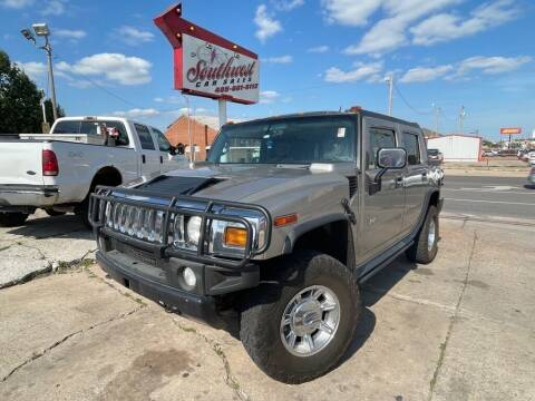2005 HUMMER H2 SUT for sale at Southwest Car Sales in Oklahoma City OK