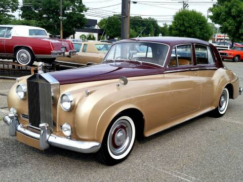 1962 Rolls-Royce Silver Cloud 3 for sale at Black Tie Classics in Stratford NJ