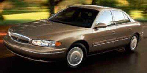 2002 Buick Century for sale at HILAND TOYOTA in Moline IL