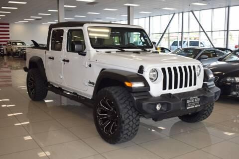 2020 Jeep Gladiator for sale at Legend Auto in Sacramento CA