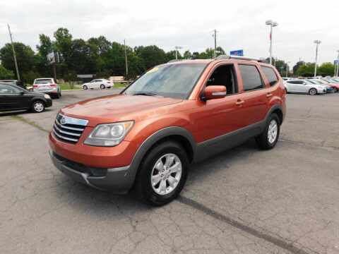 2009 Kia Borrego for sale at Paniagua Auto Mall in Dalton GA
