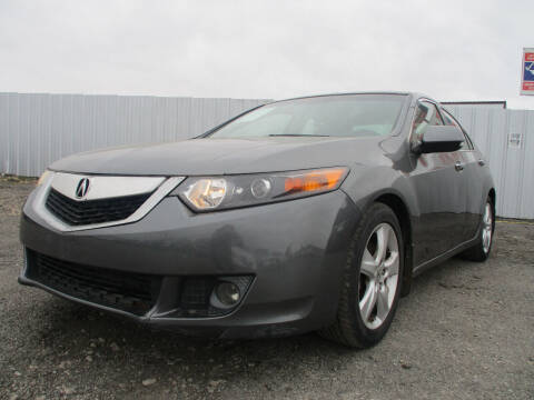 2009 Acura TSX for sale at Texas Country Auto Sales LLC in Austin TX