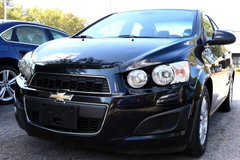 2013 Chevrolet Sonic for sale at Prime Auto Sales LLC in Virginia Beach VA