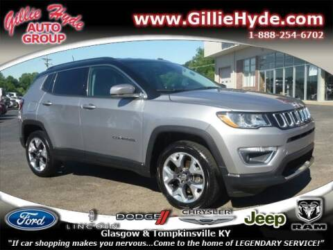2018 Jeep Compass for sale at Gillie Hyde Auto Group in Glasgow KY