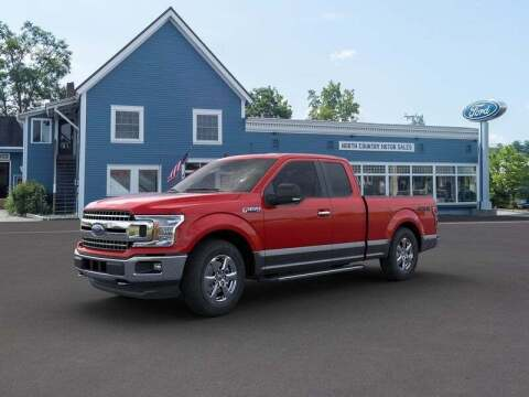 2020 Ford F-150 for sale at SCHURMAN MOTOR COMPANY in Lancaster NH