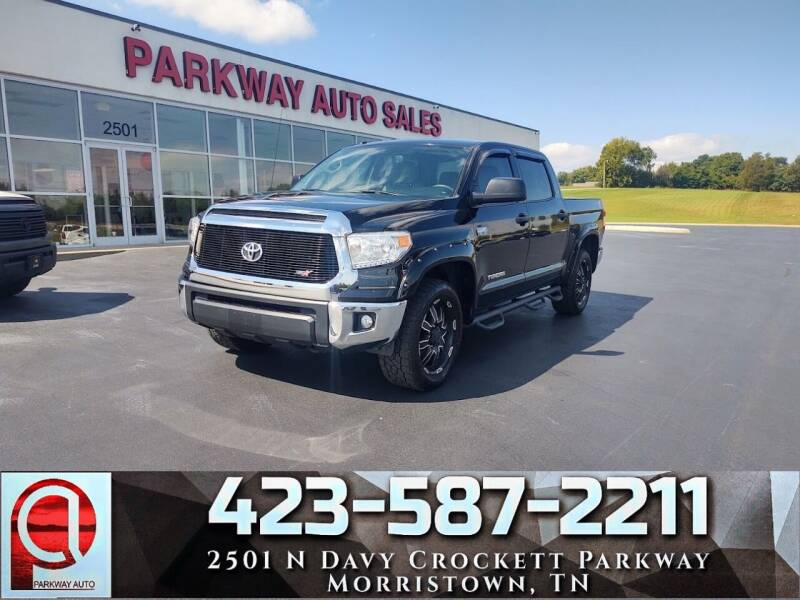 2017 Toyota Tundra for sale at Parkway Auto Sales, Inc. in Morristown TN