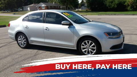 2013 Volkswagen Jetta for sale at Magana Auto Sales Inc in Aurora IL
