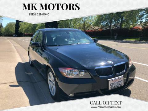 2006 BMW 3 Series for sale at MK Motors in Sacramento CA