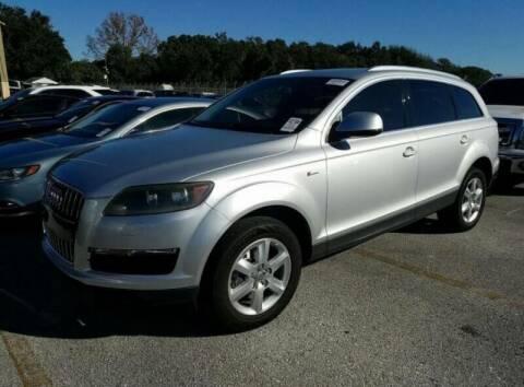 2012 Audi Q7 for sale at JacksonvilleMotorMall.com in Jacksonville FL