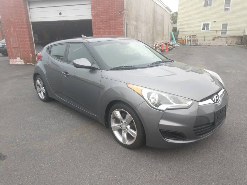 2012 Hyundai Veloster for sale at A J Auto Sales in Fall River MA
