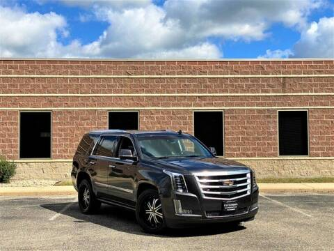 2016 Cadillac Escalade for sale at A To Z Autosports LLC in Madison WI