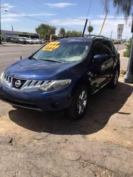 2009 Nissan Murano for sale at Ram Auto Sales LLC in Phoenix AZ